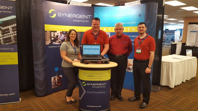 Convention 2016 - Synergent Booth